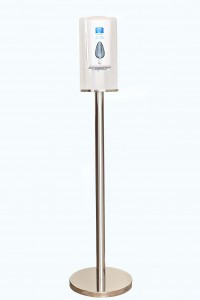 Stainless Steel Floor Stand
